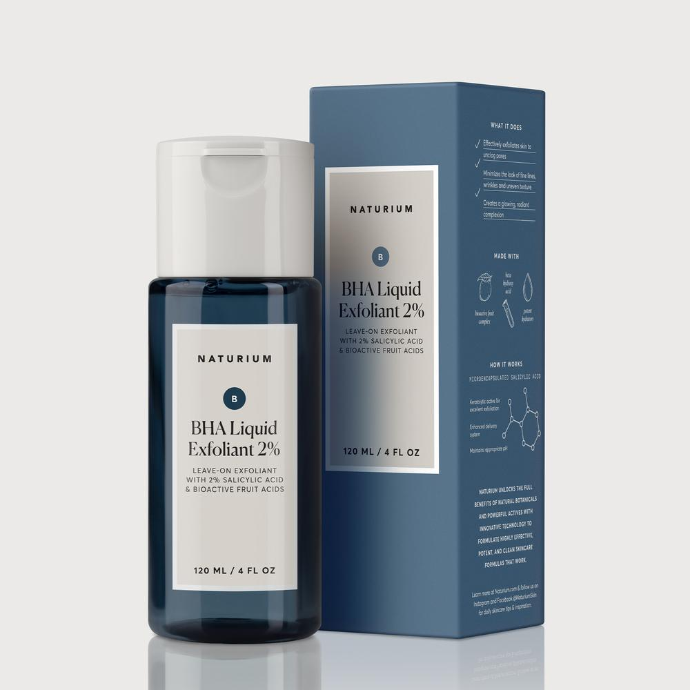 Naturium BHA Liquid Exfoliant 2%. Free Worldwide Shipping - Singapore, Malaysia, Brunei, Philippines, Indonesia, India, Australia, Hong Kong, USA, Europe!