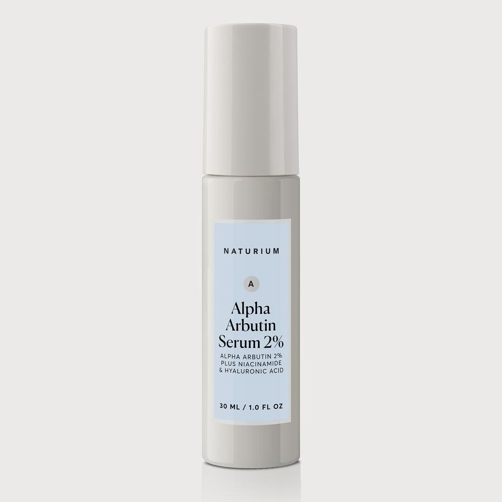 Naturium Alpha Arbutin Serum 2%. Free Worldwide Shipping - Singapore, Malaysia, Brunei, Philippines, Indonesia, India, Australia, Hong Kong, USA, Europe!