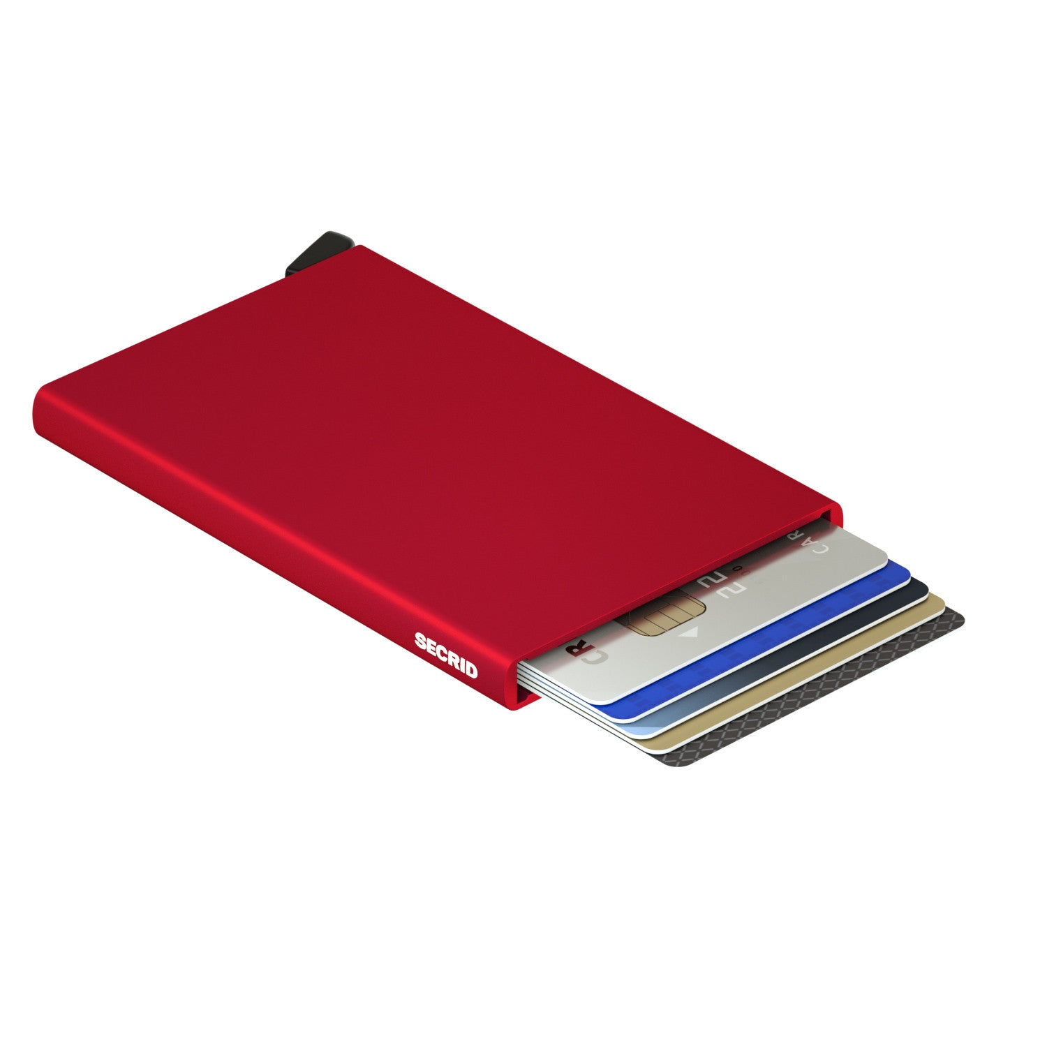 Secrid Cardprotector (Red) - Plus Minus