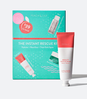 Peach & Lily The Instant Rescue Kit. Worldwide Shipping - Singapore, Malaysia, Brunei, Philippines, Indonesia, India, Australia, Hong Kong, USA, UAE, Europe!