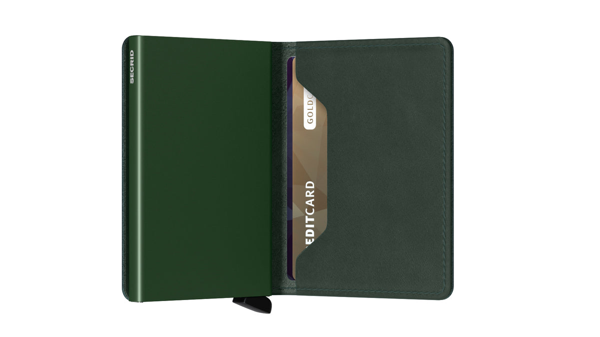 Secrid Slimwallet (Original Green)