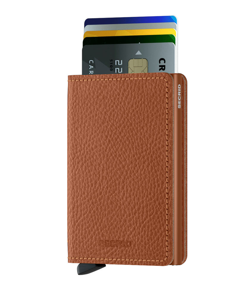 Secrid Slimwallet (Vegetable Caramello)