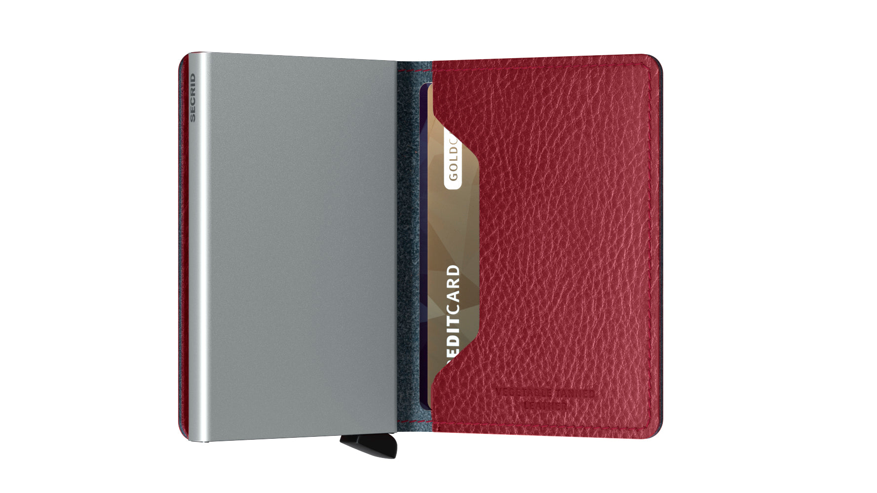 Secrid Slimwallet (Vegetable Tanned Navy)