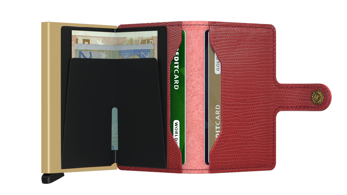 Secrid Miniwallet (Year Of The Ox)