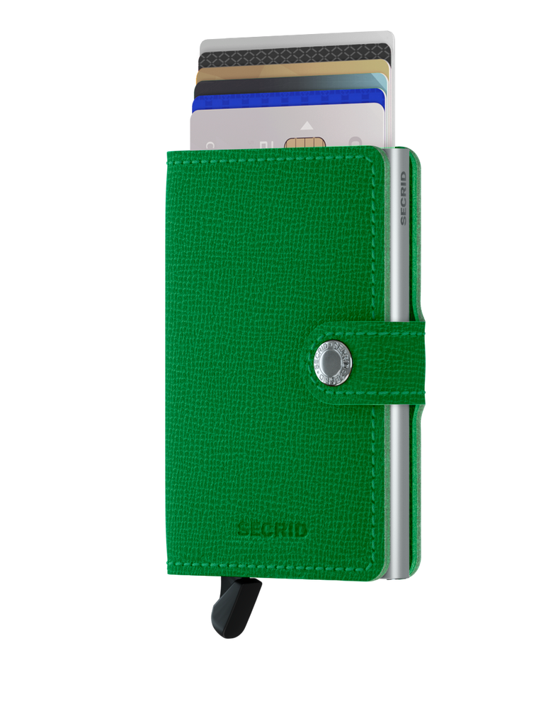 Secrid Miniwallet (Crisple Light Green)