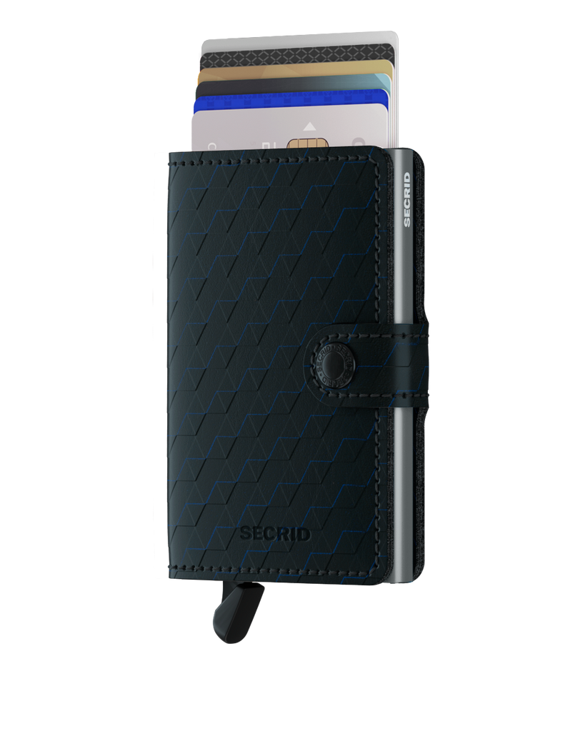 Secrid Miniwallet (Optical Black Titanium)