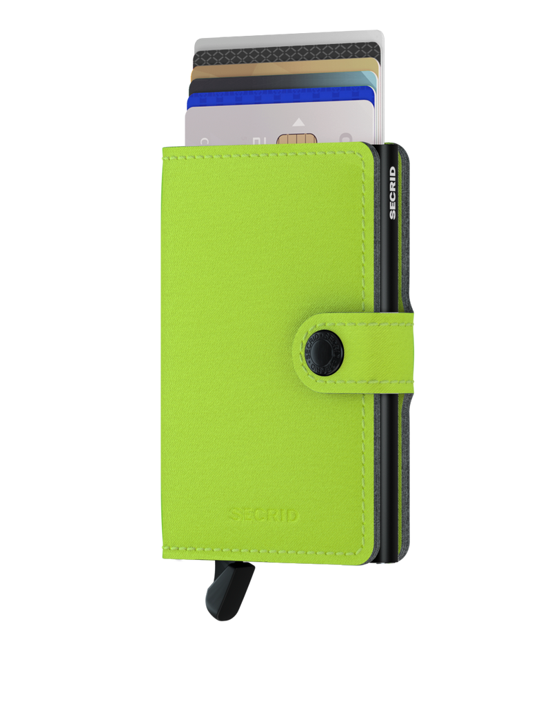 Secrid Miniwallet (Yard Lime)
