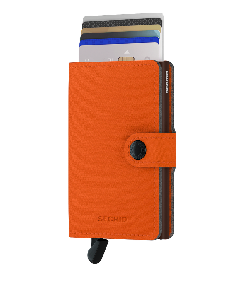 Secrid Miniwallet (Yard Orange)