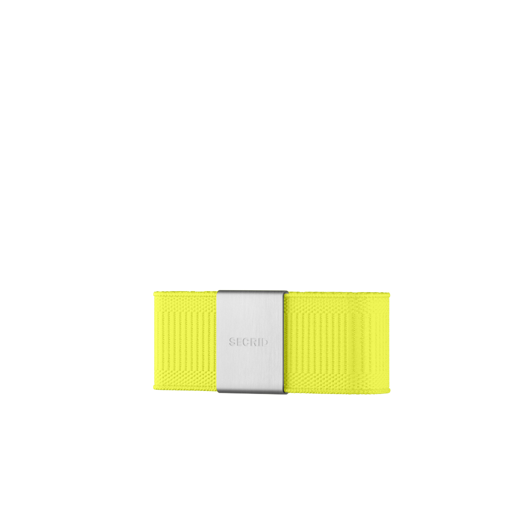 Secrid Moneyband (Neon Yellow)