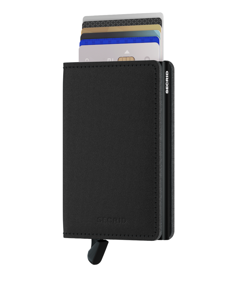 Secrid Slimwallet (Yard Black)