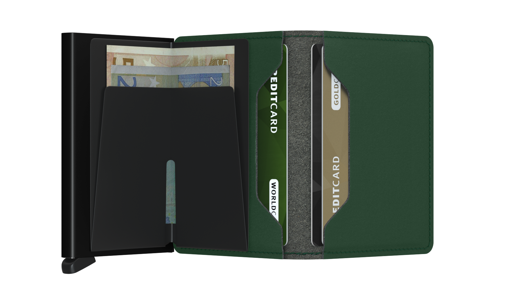 Secrid Slimwallet (Yard Green)