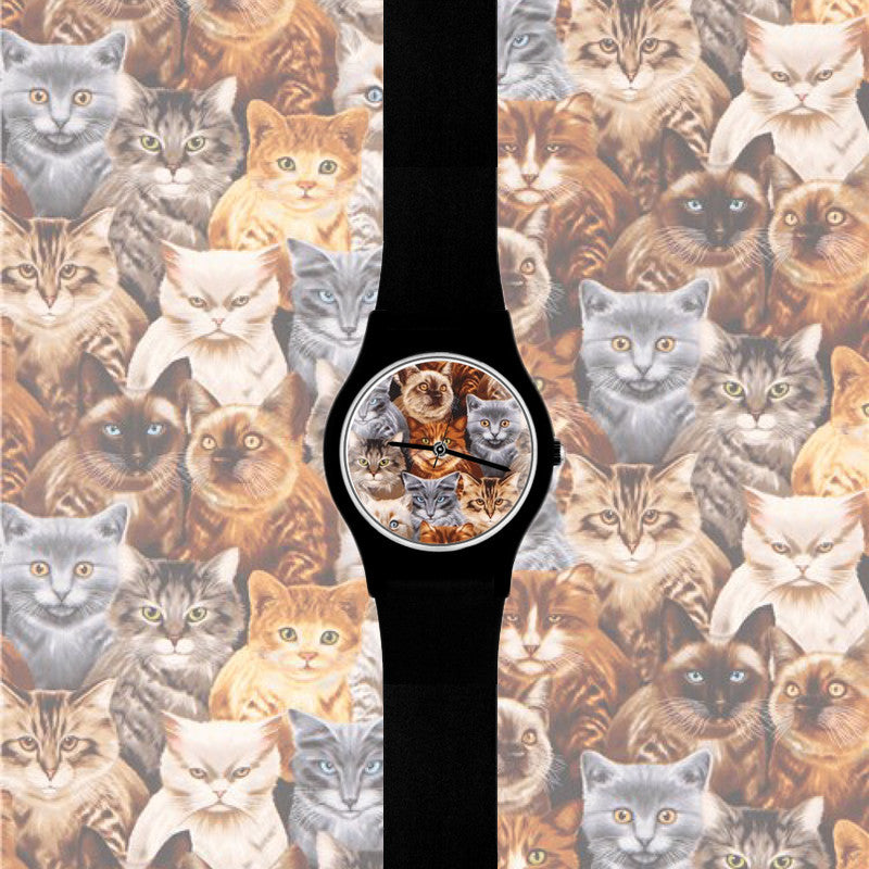 TGS x May28th Cat Watch [ Limited Edition ] - Plus Minus