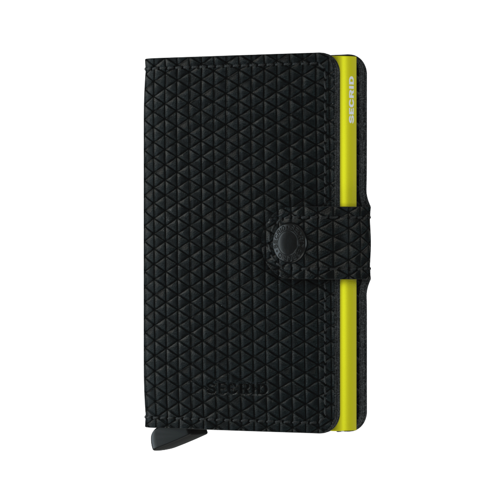 Secrid Miniwallet (Diamond Black)