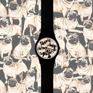 TGS x May28th Pug Watch [ Limited Edition ] - Plus Minus