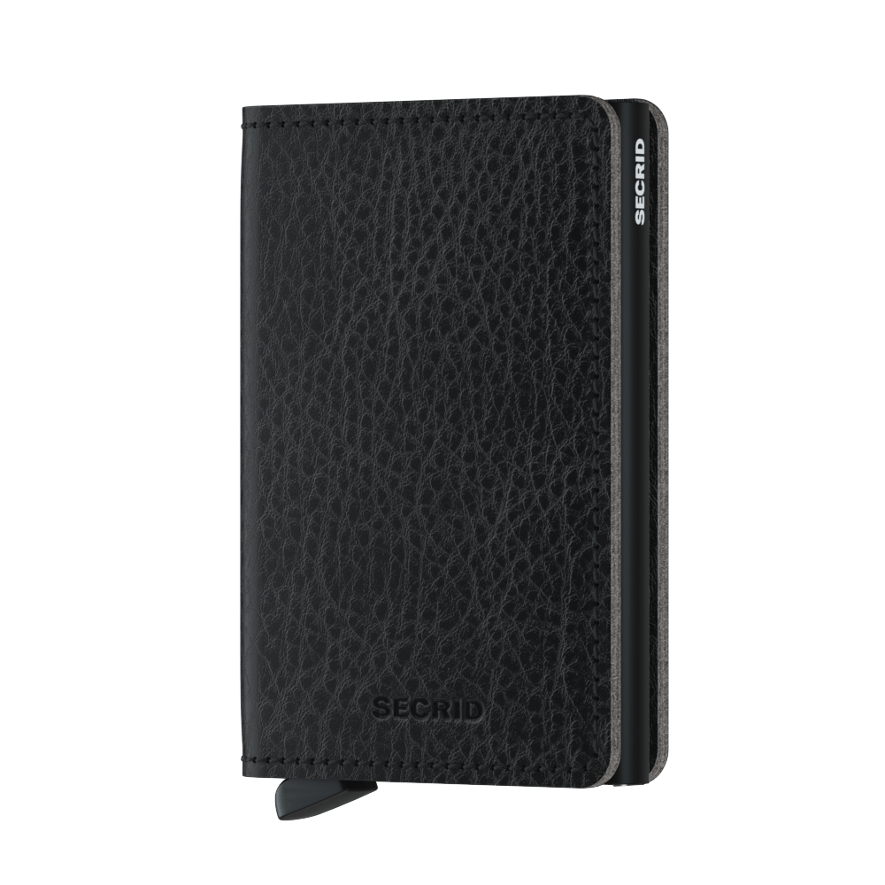 Secrid Slimwallet (Vegetable Black)