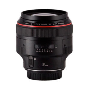 EF 85mm f1.2L II (ICT)