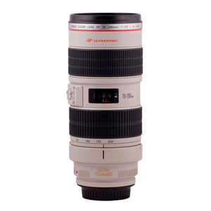 EF70-200mm f2.8L IS II (ICT)
