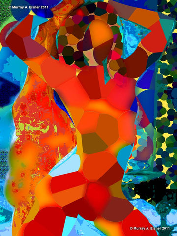 Barbie - Abstract Nude  20