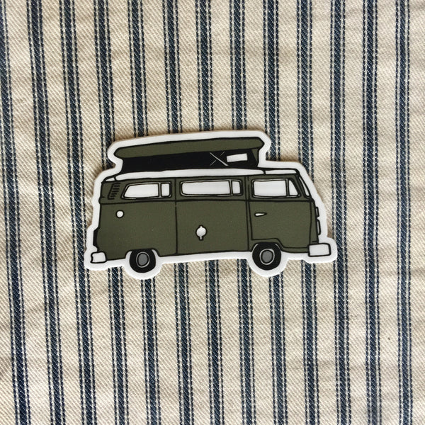 DCP Camper Sticker