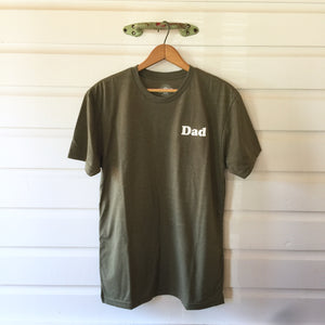The Dad Shirt (Military Green)