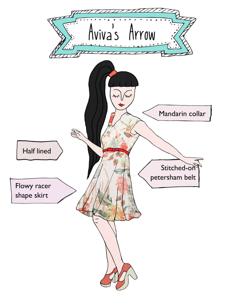Aviva's Arrow