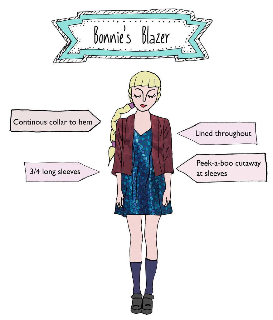 Bonnies Blazer