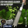 Fish Tank Gravel Cleaner And Water Pump