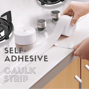 Self Adhesive Caulk Strip Tape-(40% OFF ONLY TODAY)