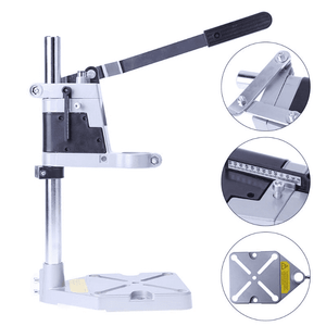 Comfortable and Accurate Drill Press Stand