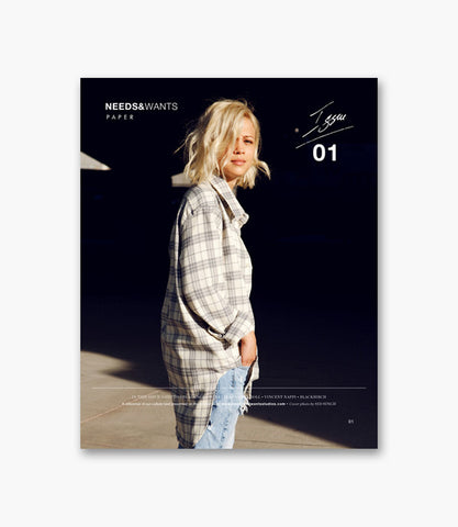NEEDS&WANTS Paper Issue 01
