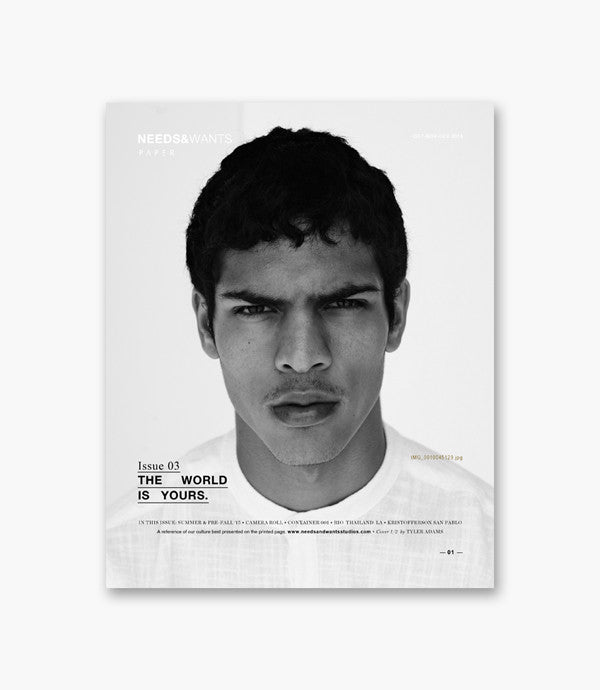 NEEDS&WANTS Paper Issue 03