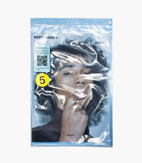NEEDS&WANTS Paper Issue 05