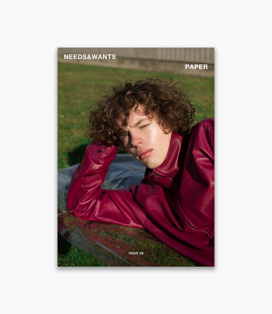 NEEDS&WANTS Paper Issue 06