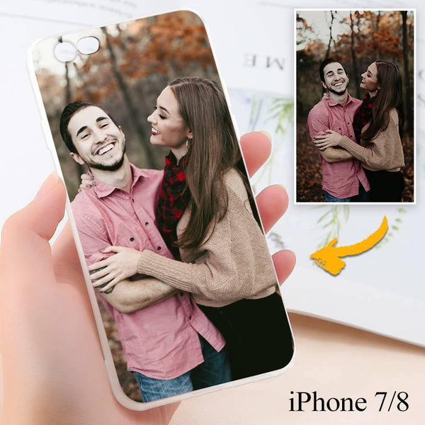 iPhone7/8 Custom Photo Protective Phone Case