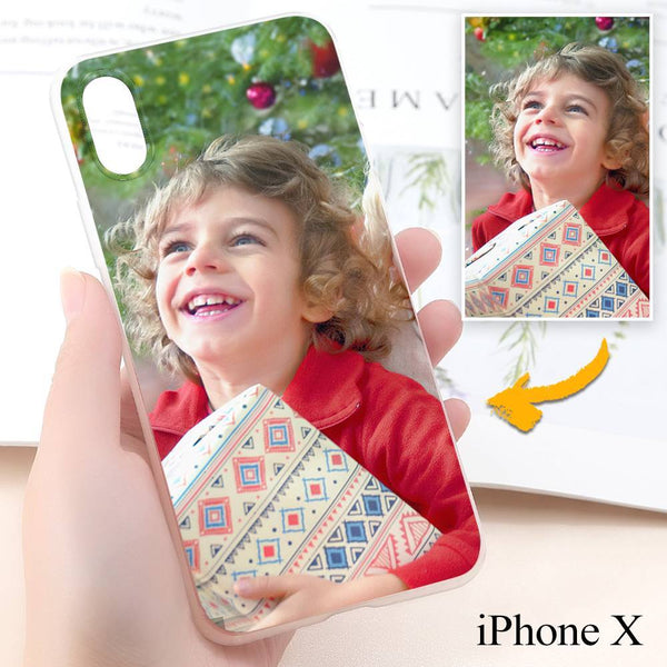 iPhoneX Custom Photo Protective Phone Case