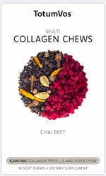 Chai Beet Collagen Chew