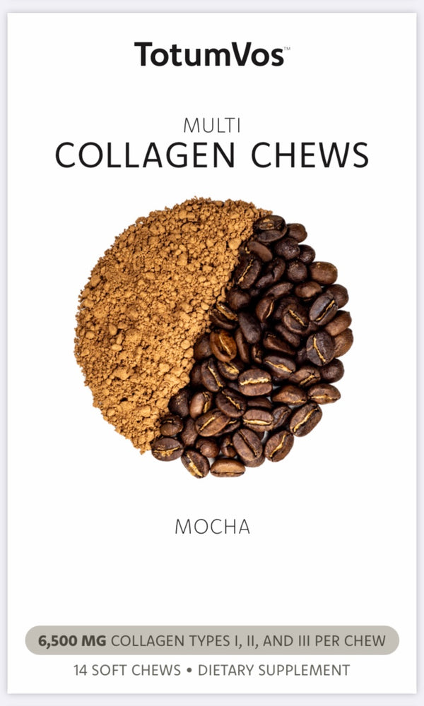 Mocha Collagen Chew