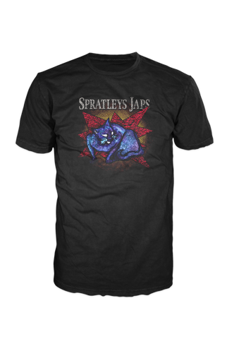 Spratleys Japs t-shirt, black