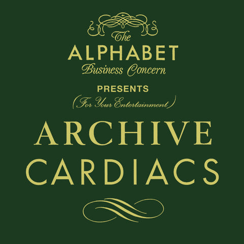 Archive Cardiacs: Digipac CD