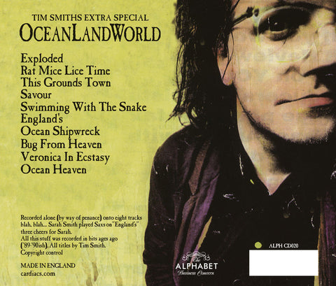 Tim Smith's Extra Special OceanLandWorld: CD