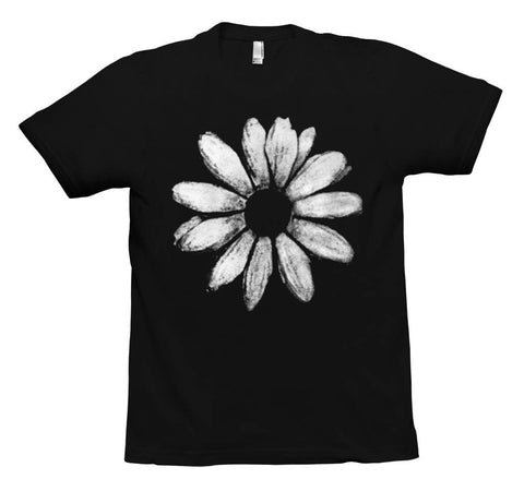 Daisy T-shirt with ABC backprint