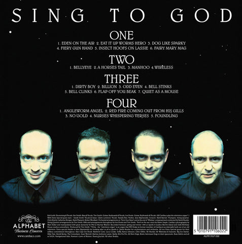 Sing to God: Double LP