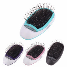 Load image into Gallery viewer, Portable Electric Ionic Hairbrush - All The Buys