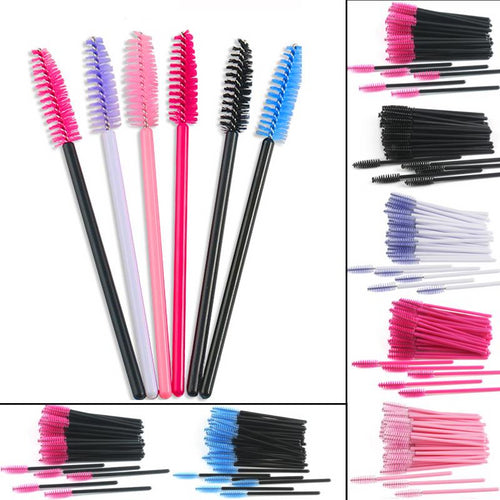 Disposable Eyebrow Brush - All The Buys
