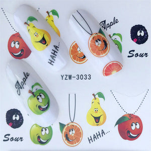 Nail Art Decoration Nail Sticker - All The Buys