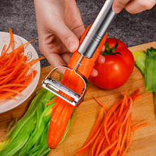Load image into Gallery viewer, Multifunction Julienne Peeler - All The Buys