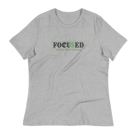 Focused Women's Relaxed T-Shirt