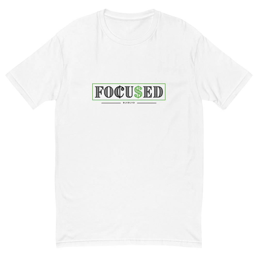 Focused Short Sleeve T-shirt