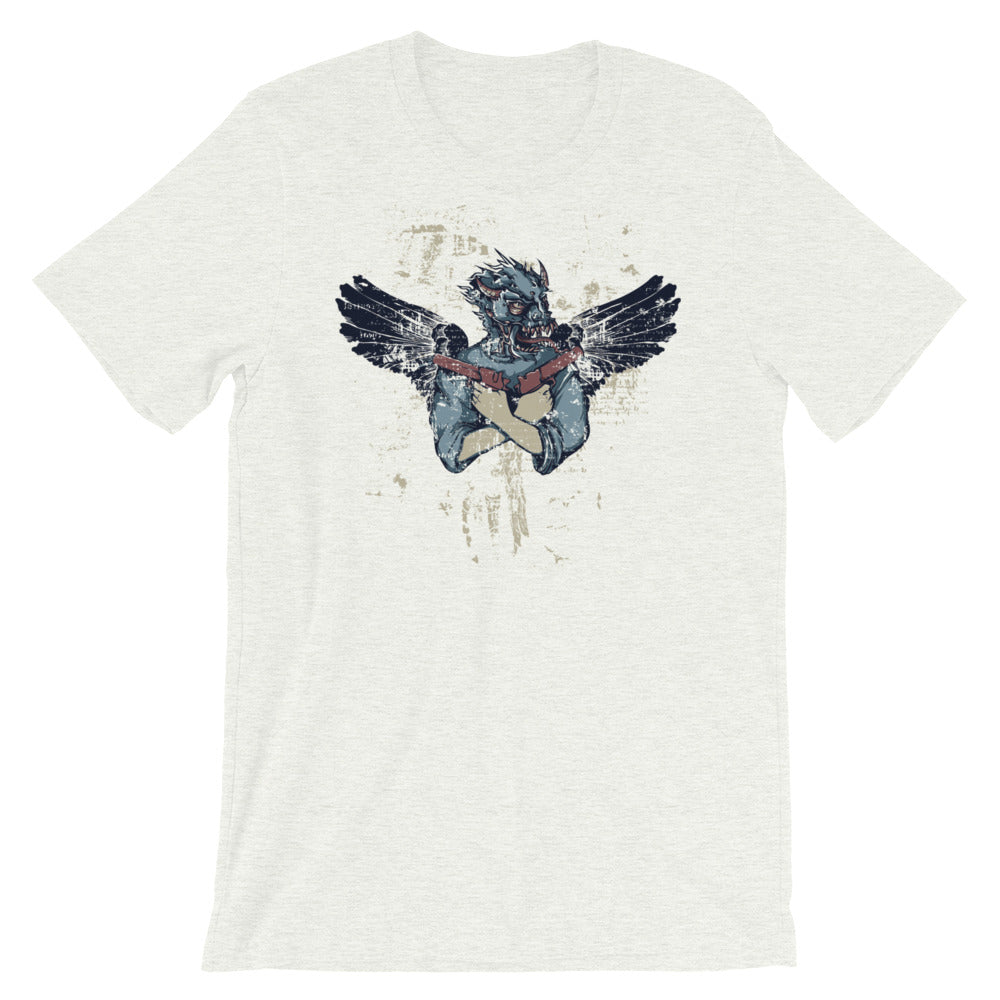 angle Short-Sleeve Unisex T-Shirt