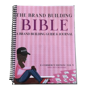 The Brand Building Bible- E-commerce edition